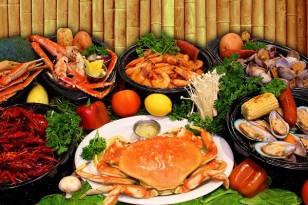 ăn hải sản 3
