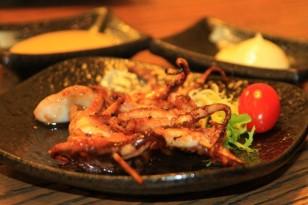 món ngon với bạch tuộc