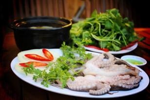 bạch tuộc nấu gì ngon