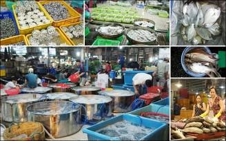 bán hải sản tươi sống tại tphcm