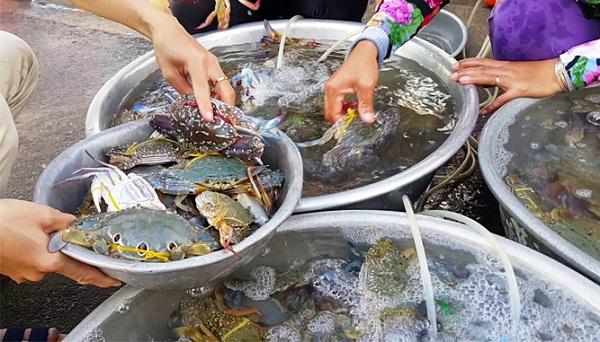hải sản giá rẻ
