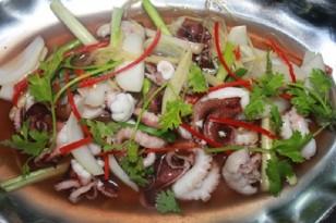 bạch tuộc làm món gì ngon