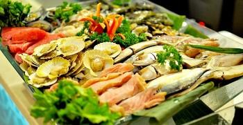 hải sản sạch tươi ngon