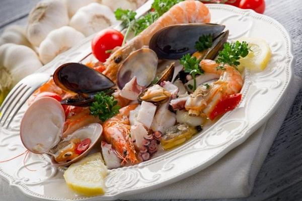 7 lý do tuyệt vời để ăn hải sản